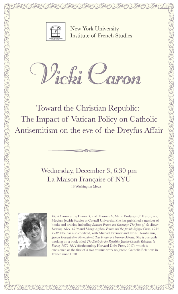 Vicki Caron Poster